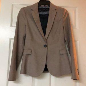 Zara Basic Woman Casual Suit Jacket xs